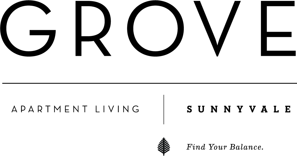 Logo Grove Apartments Footer